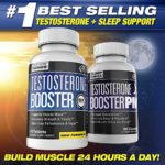 Best Muscle Building Stack-S-500,T-250, Platinum PCT, 3 Bottles, 30 Day Supply,Holiday Gifts,Powerful Muscle Building Supplements, PCT Included, (Powerful Ingredients Nitric Oxide, Testosterone Booster Supplements, Belly Fat Burners) Helps w/ Six Pack Abs, Building Muscle and Losing Weight (100% Money Back Guarantee): Health & Personal Care