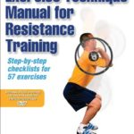 Exercise Technique Manual for Resistance Training-2nd Edition (9780736071277): NSCA -National Strength & Conditioning Association: Books
