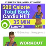 Buy 500 Calorie Total Body HIIT Workout + AB Exercises - No equipment: Read 8 Movies & TV Reviews -