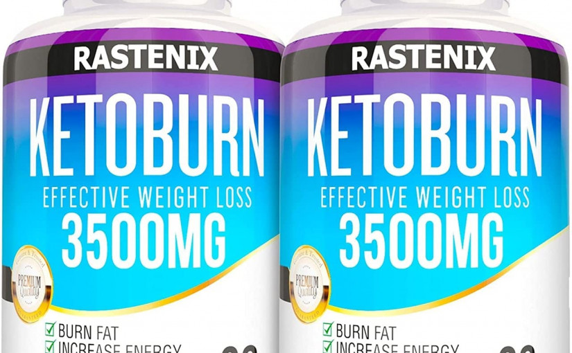 Keto Pills – 3X Potent (2 Pack | 180 Capsules) – Weight Loss Keto Burn Diet Pills – Boost Energy and Metabolism – Exogenous Keto BHB Supplement for Women and Men (2 Pack)